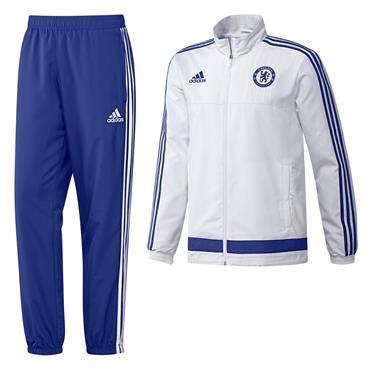 Chelsea presentatie pak €110,- ook verkrijgbaar in kindermaten €90,-