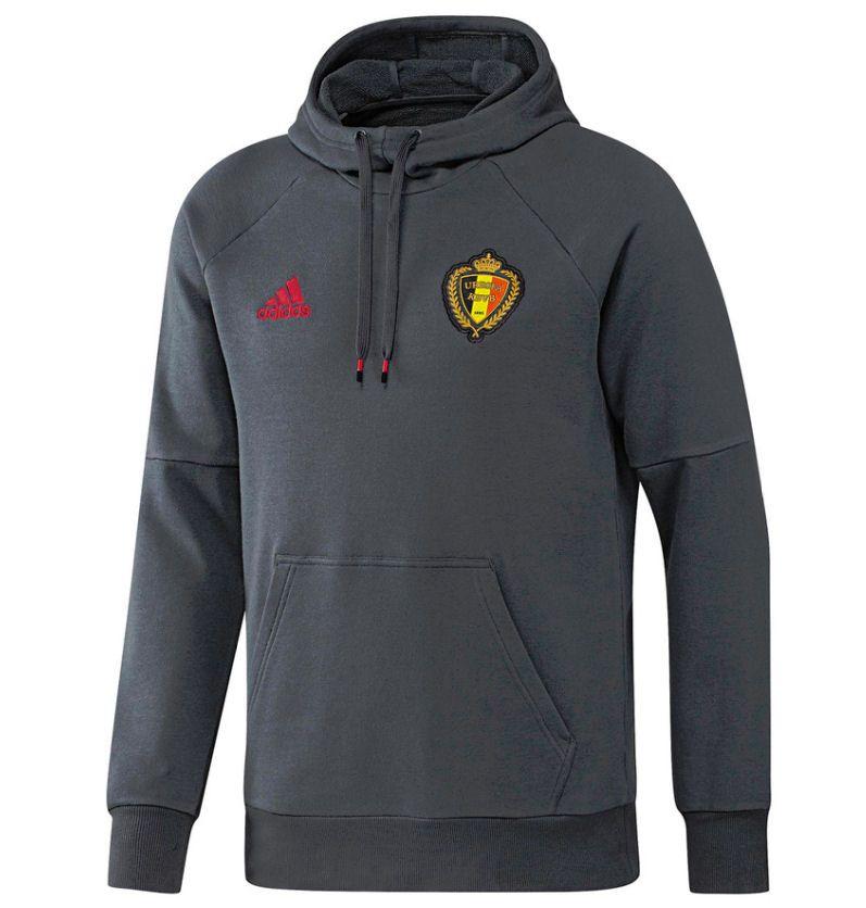 Belgie sweater adidas wk landen pakken voetbal grijs