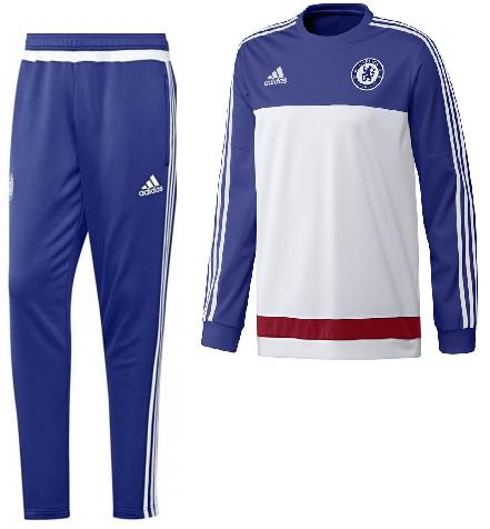 Chelsea Trainingspak Sweater €110.-