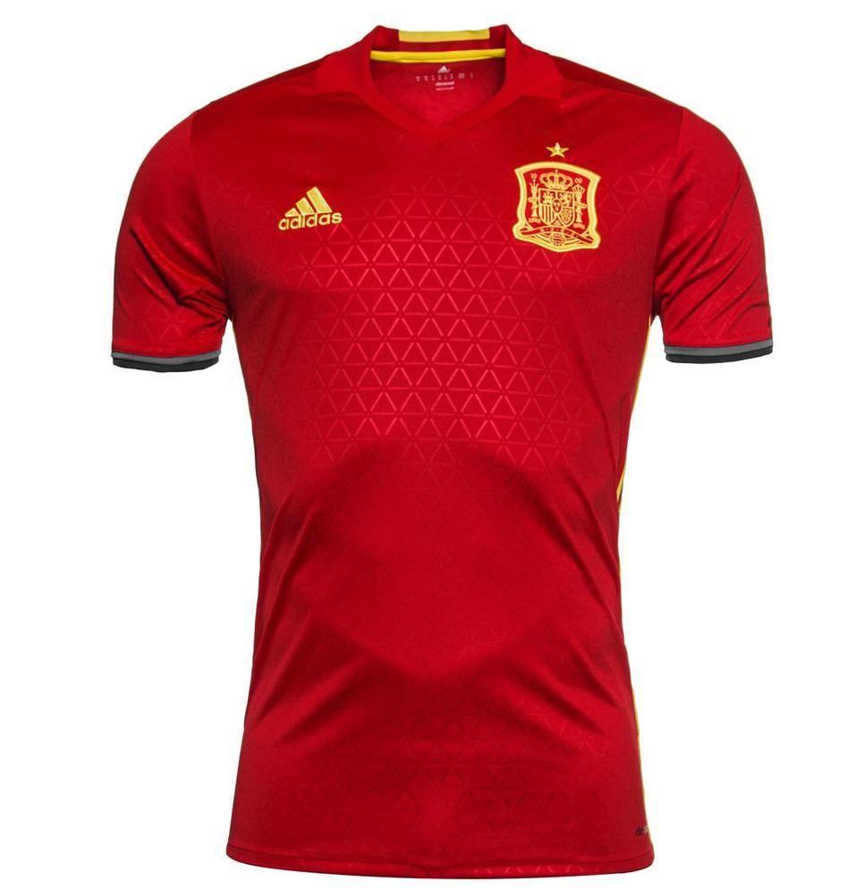 Spanje Wedstrijd shirt €85,-