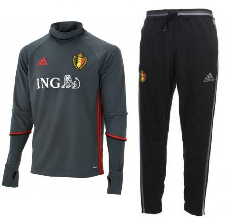 Adidas Belgie Trainingspak €125,-