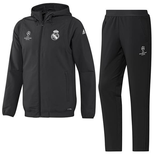 Real Madrid presentatie pak €140,-